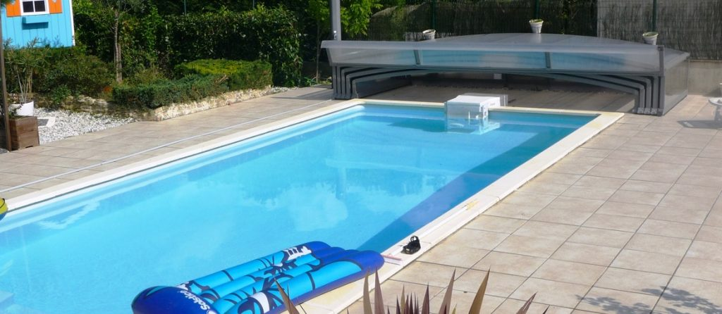 Nos r alisations d 39 abris de piscine couverture et protection de piscine - Ideal protection piscine ...