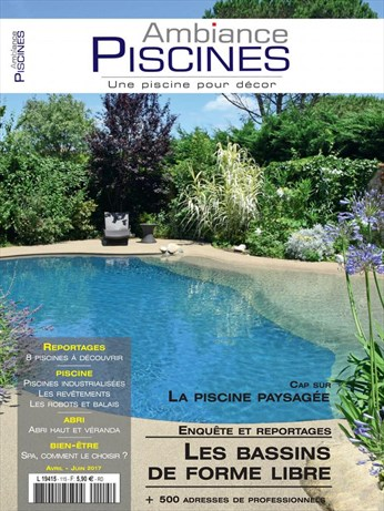 Ambiance Piscines n°115 Avril/Juin 2017