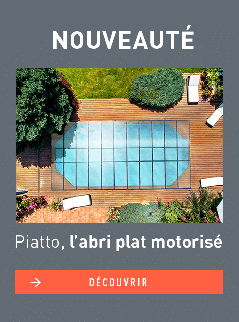 Abri de piscine abrid al abris couverture et protection piscine - Ideal protection piscine ...