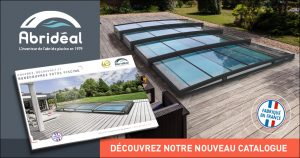 Catalogue abris de piscine Abridéal